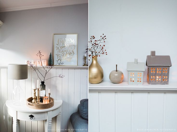 Die besten 25+ Grau und Gold Ideen auf Pinterest Gold-armbänder - wohnzimmer weis gold
