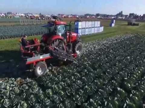 Maquinas de Agricultura Modernas