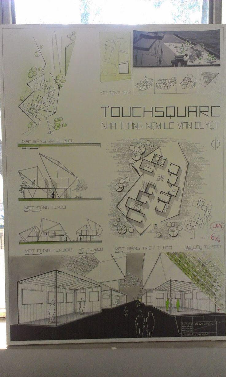đồ án sinh viên kiến trúc - Tìm với Google