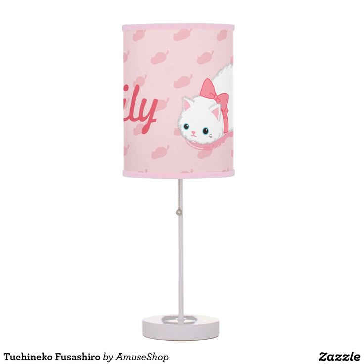Tuchineko Fusashiro Desk Lamps #lámpara #lamps
