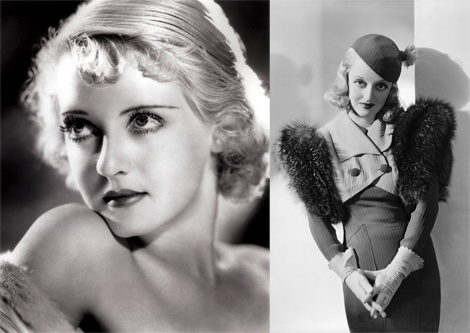 Bette Davis made her Broadway debut in 1929's Broken Dishes. She signed a contract with Universal, making six small movies.  She later signed with Warner Brothers and her career took off with her appearance in 1932's The Man Who Played God.  By the late 30s she'd won two Academy Awards, and was nominated five more times.  By the early 1940's she was one of the highest paid actresses in Hollywood.