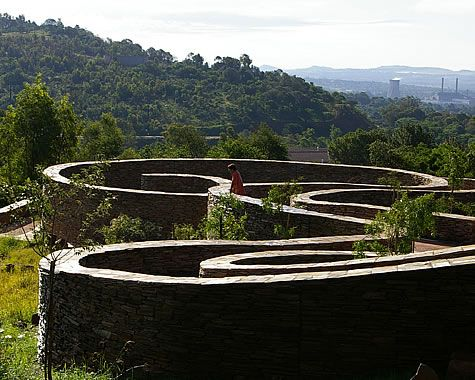 The Freedom Park_Tiva Origin, Pretoria, South Africa