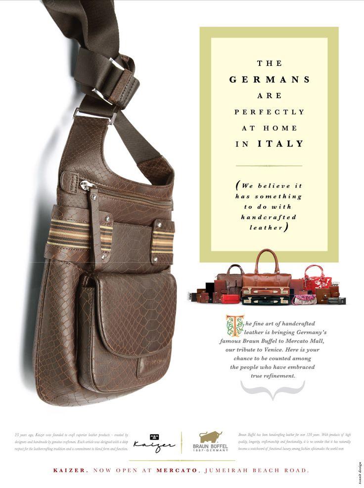 Kaizer / Braun Buffel: Germans