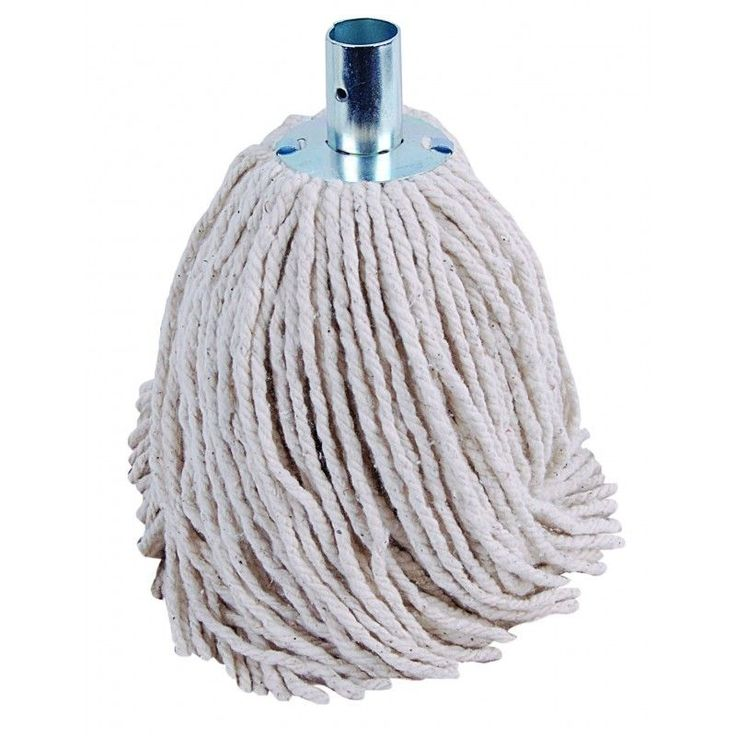Metal Socket Mop Head | 12oz | Floor Care | Floor Cleaning | Mop Heads | Workplace Supplies | Colchester | Essex