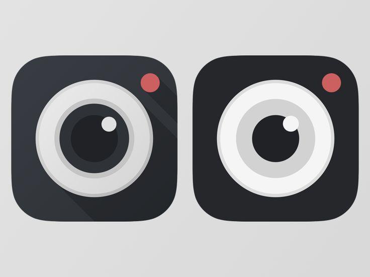 Camera Icon by Jesse Head