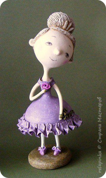 Куклы Папье-маше Много всего Бумага фото 8