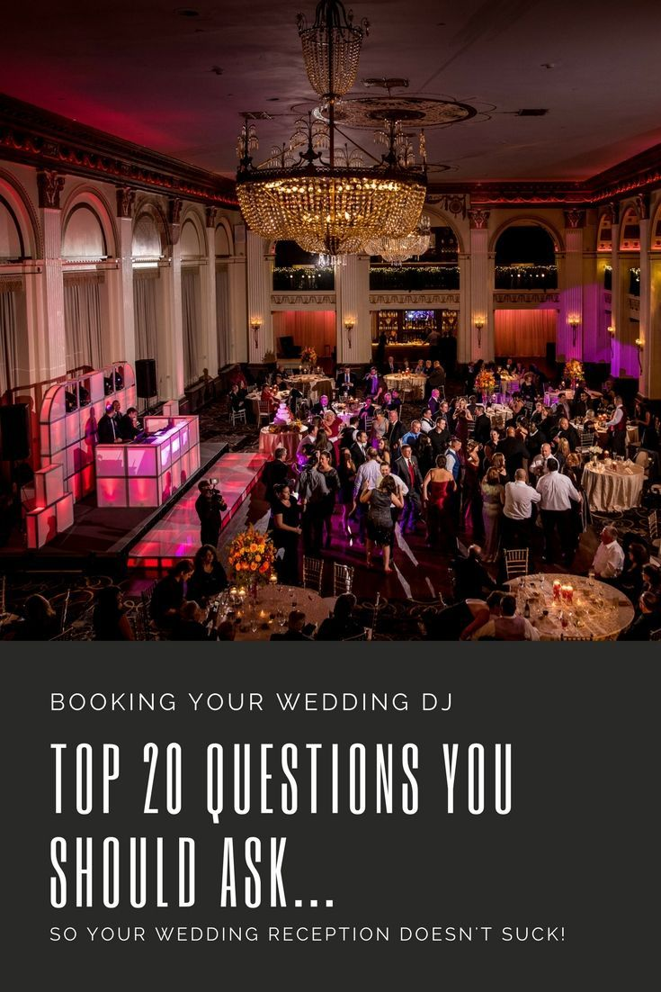 Questions To Ask Wedding Dj.Booking Your Wedding Dj Wedding Planning Wedding Dj Wedding