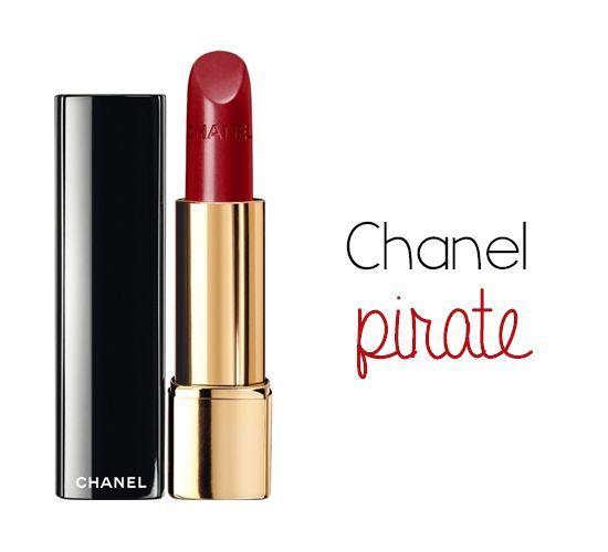 chanel ROUGE ALLURE lipstick 99 pirate 3.5 gr