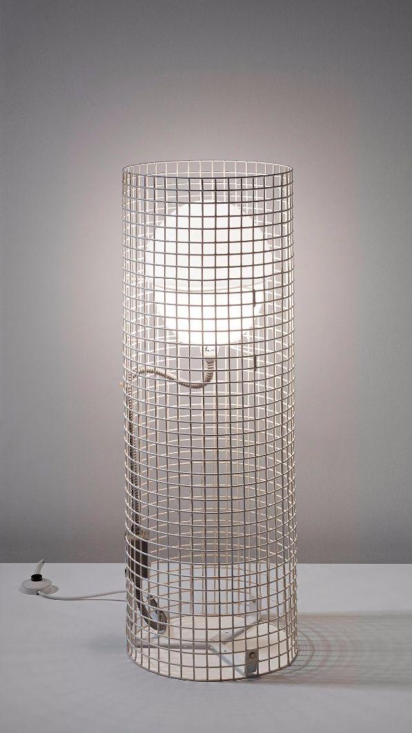 Gino Sarfatti; #1102 prototype Floor Lamp for Arteluce, c1971.