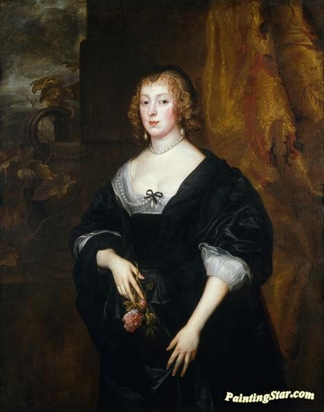 Lady dacre Artwork by Anthony van Dyck Hand-painted and Art Prints on canvas for sale,you can custom the size and frame