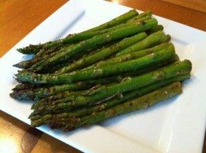Sauteed Asparagus Recipe   Feature Dish