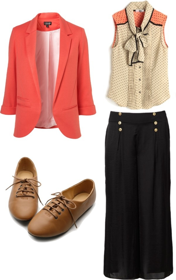 """""""Look Trabajo"""" by jime-casi on Polyvore"""