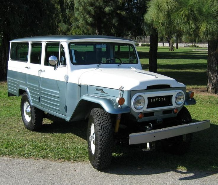 Toyota Fj40 Hardtop For Sale: 17 Best Images About FJ 40 Landcruisers On Pinterest