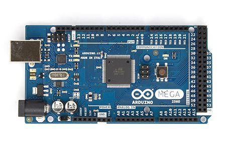 Arduino Mega, ramps etc