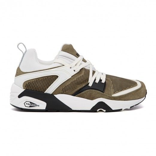 Puma Trinomic Blaze Of Glory Tech Pack 357418-02 Sneakers — Running Shoes  at CrookedTongues