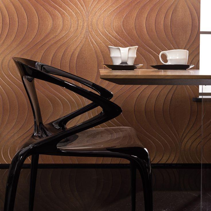 19 besten Design Luigi Colani Tapeten Bilder auf Pinterest - wohnzimmer tapeten ideen braun