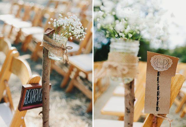 Great Gatsby Rustic Wedding: Erin + Parker – Part 2