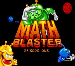 Let's be honest, a lot of students have difficulty getting interesting in math. If permitted, I'd like to integrate something Math blasters-esque into the lessons, but not have it take over per say.