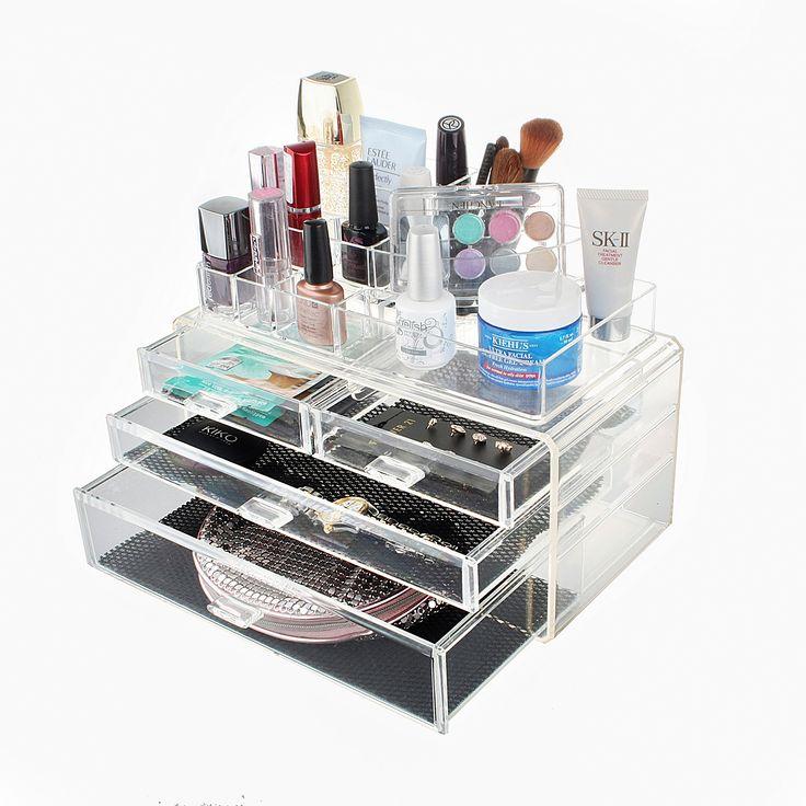 94 best makeup storage images on Pinterest Storage Architecture