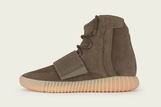 """adidas Yeezy BOOST 750 """"Brown"""" Official Store List"""