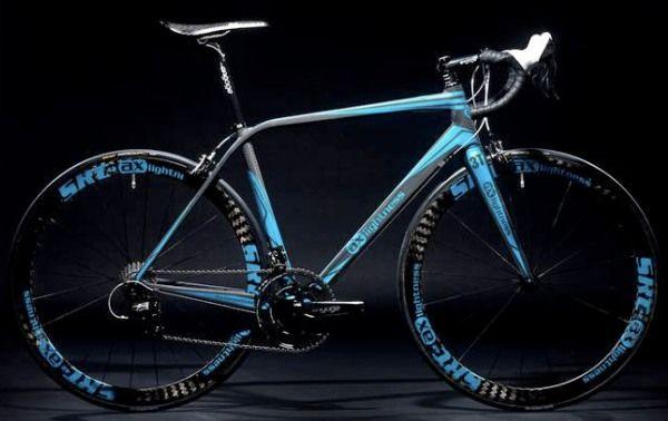 2012 AX-Lightness Vial Carbon Road Racing Bike Frame
