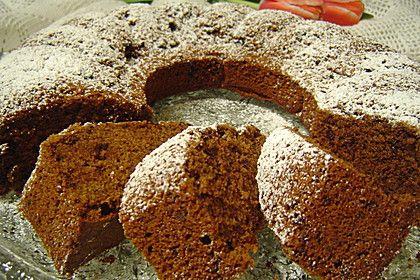 Rotweinkuchen, schön saftig 1