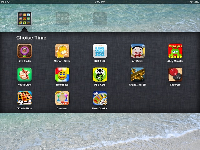 Follow First Grade: Our Choice Time Apps for the iPads