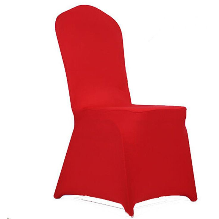 10pcs Universal Spandex Stretch Chair Covers Hotel Wedding Party Banquet Decoration