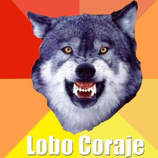 ¿Estás cansado de los consejos que no te llevan a ningún lado? ¿Te irritan las frases trilladas que intentan hacerte sentir bien sin ningún efecto?     Si prefieres la cruda verdad a engañarte con frases melosas...   Si prefieres el camino del coraje a ser un flojo...     Lobo Coraje es lo que andas necesitando! #lobo coraje #lobo #coraje #consejos #wolf #meme #social #valor #amigo #osado #osadas #courage #frases #divertido #inspiracion