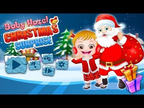 Baby Hazel Christmas Surprise   Cartoon on Youtube   Games For Kids