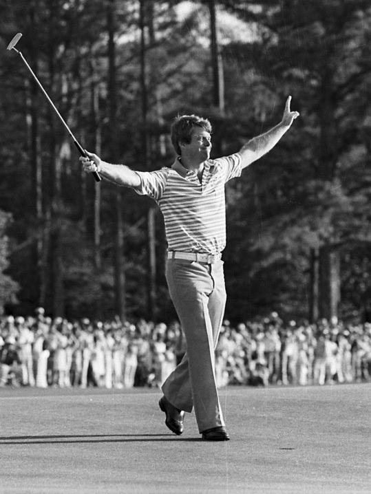 Tom Watson, 1977 Masters Champions | Masters