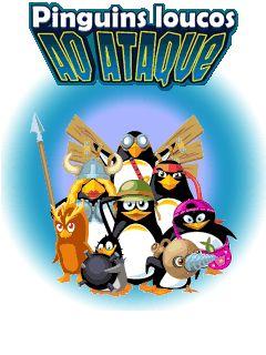 """Crazy Penguin Assault  para celular - http://www.baixarjogosparacelular.co/crazy-penguin-assault/ #JogosArcade, #celular, #apps, #download, #celular - baixar Crazy Penguin Assault para celular download Java Proteger o Ártico ursos polares do ataque, lançando pinguins de uma catapulta. Estilo de jogo """"Angry Birds"""". Mais de 50 níveis em """"Campanha"""" e 20 níveis em um novo """"Modo Frenzy"""" modo. Inaugurado realizações e desbloquear as espéc"""