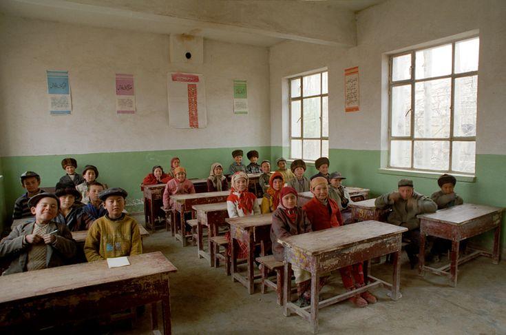 Mexican Pictures: Classroom (alt), Hotan
