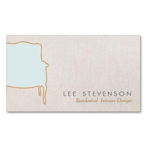interior design business card - Interior Design Company Name Ideas