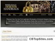 Authentic Wholesale Designer Handbag Suppliers - Wholesale Purses
