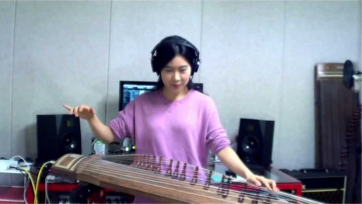 Amazing Korean Artist Does A Cover Of Jimi Hendrix's 'Voodoo Child'