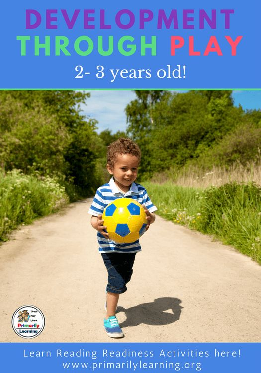 #2-3yearlsold! Laugh, run and play! Let's explore some #activites and #educational ideas to help your child become ready to #readandwrite!