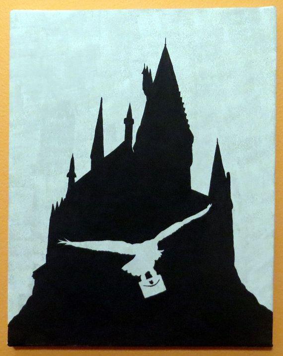 Hogwarts & Hedw...