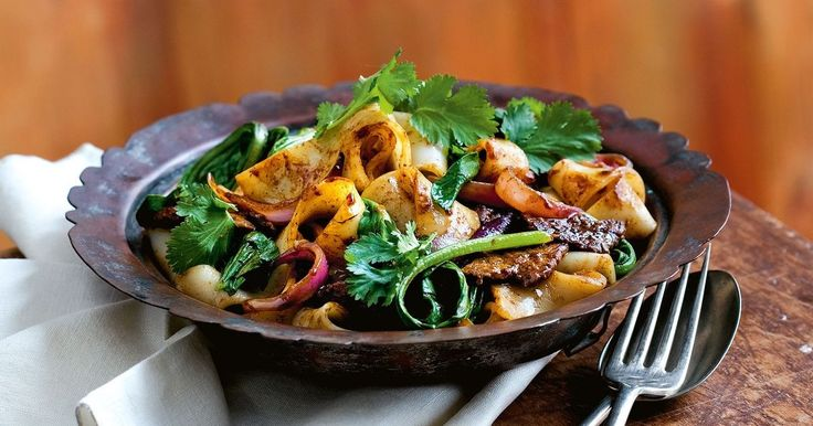 For a 20-minute Asian feast, you can't go past this beef and black bean stir fry.