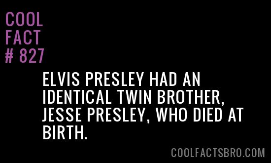 So thats why Uncle Jesse in full house is so obsessed with Elvis!!!!!!!!! and this is why he was named jesse?