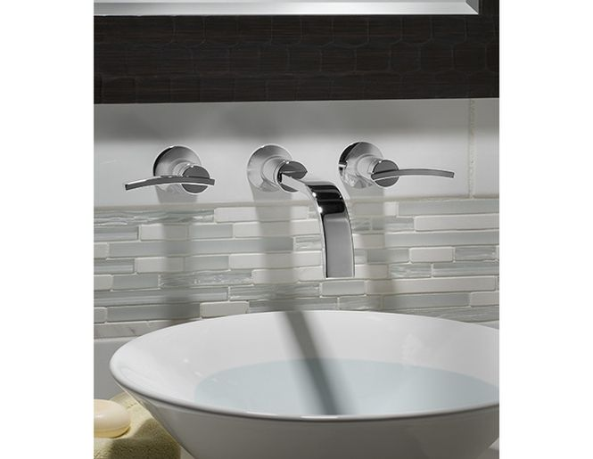 21 best images about robinets mureaux on pinterest taps for Lavabo salle de bain american standard