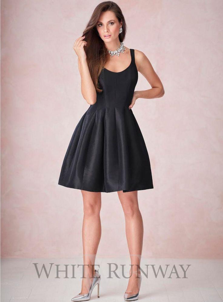 Mr k black dress 40s style