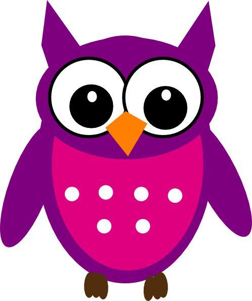 owl clip art pinterest - photo #30