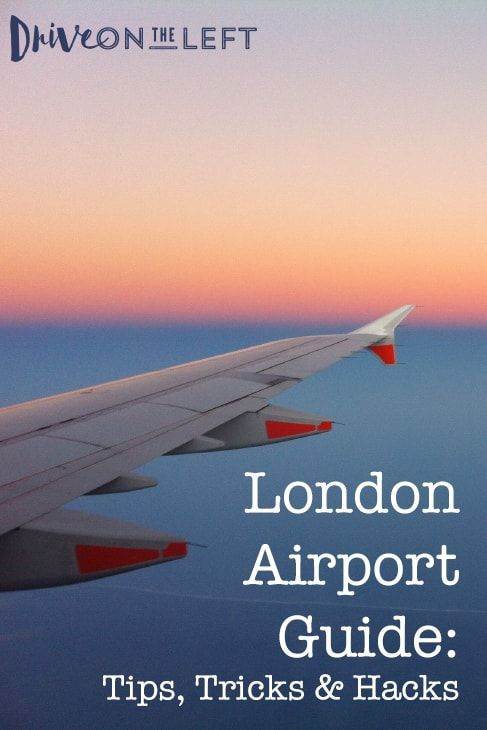 London Airport Guide – Drive on the Left