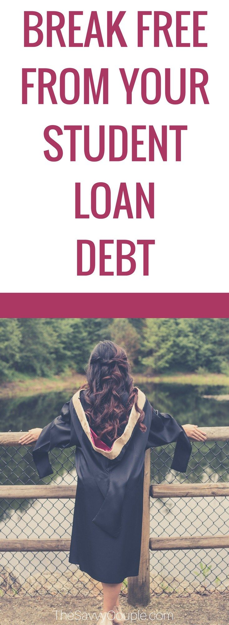 Struggling to pay your student loans? You're not alone. Celebrate the milestones in paying off your student loan debt. Every little bit counts! Take control over your student loan payments. Student loan debt does not need to consume your budget. Student Loan Debt   Student Loans   Refinance Student Loans   Loan Forgiveness  