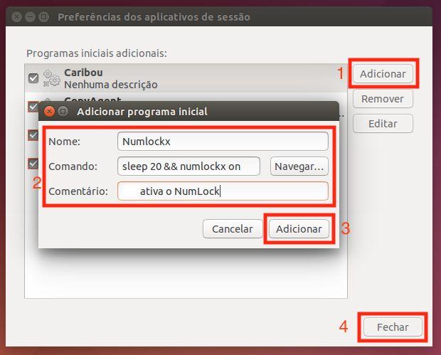 Como configurar o Ubuntu para iniciar com o NumLock ativado - Blog do Edivaldo