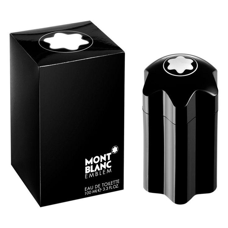 Mont Blanc Emblem by Mont Blanc for Men Perfume Luxury Spray 3.4 Oz