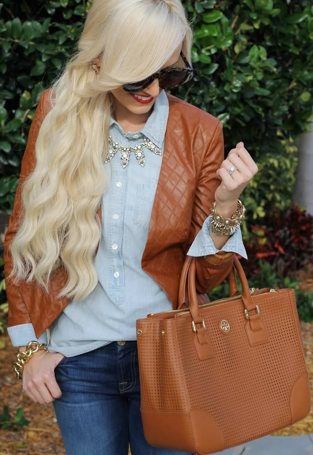 22 Best Denim And Diamond Outfit Images On Pinterest