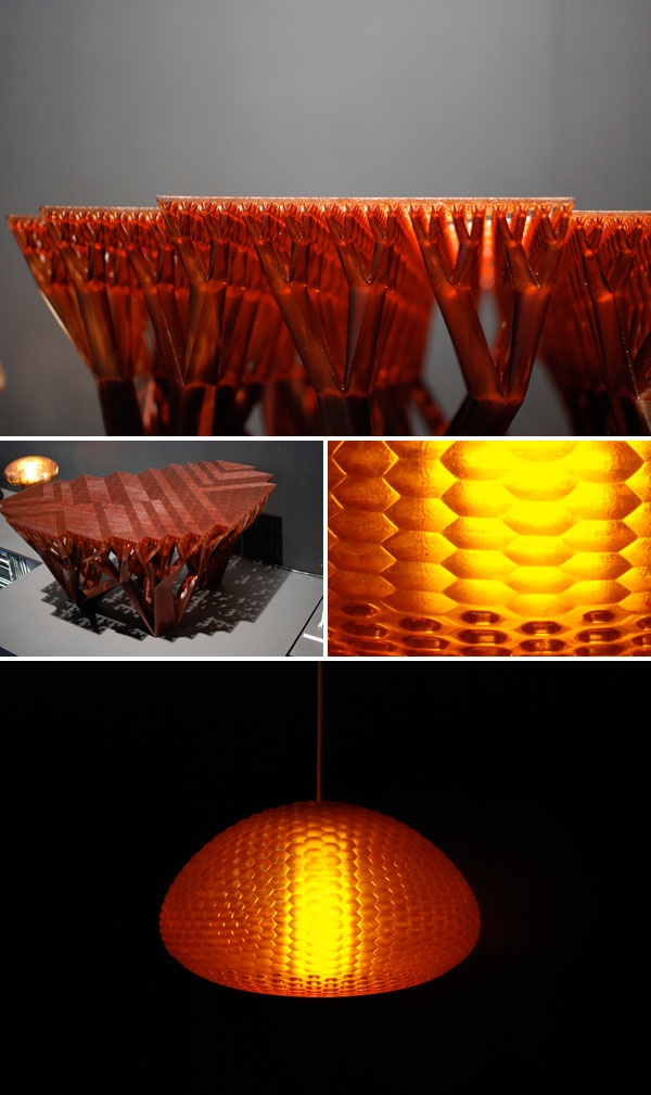 MGX coffee table u0026 Dragonfly.MGX pendant light & 20 best Materialise MGX images on Pinterest   Lighting design ... azcodes.com