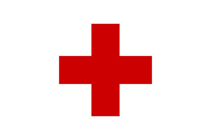 red cross flag day